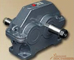 Редуктор двухступенчатый цилиндрический 1Ц2У-100