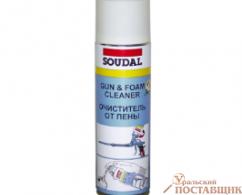 Очиститель от полиуретановой пены GUN & FOAM CLEANER