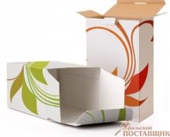 Упаковка с печатью