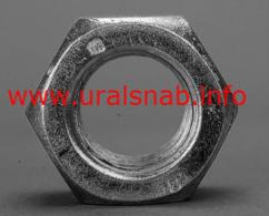Гайка высокопрочная М16 ст 40Х ГОСТ Р 52645-2006 кл.пр.10 ХЛ Селект