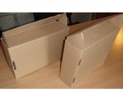 Коробка самосборная 255-170-75