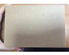 Коробка самосборная 140х45х95