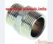Фитинг прямой 6ммхG 1/4 A0010032-PTFE MA 110614-PTFE, коническая резьба