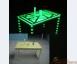 Люминесцентные краски (светонакопительные)
