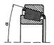 Подшипник 7212 CTDULP4 (RHP)